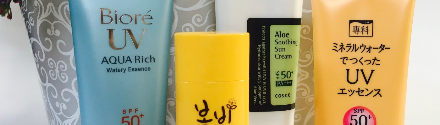 All About Sunscreen – I buy crap so you don't have to